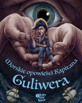 Morskie opowieści Kapitana Guliwera